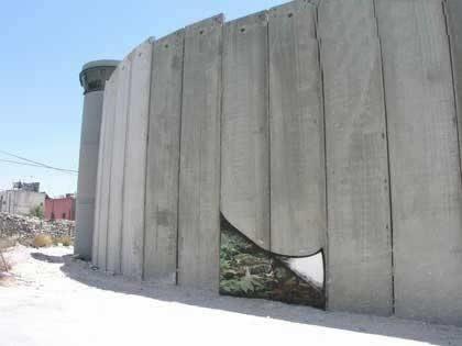 Filistin Duvarı Palestine Wall Utanç Duvarı